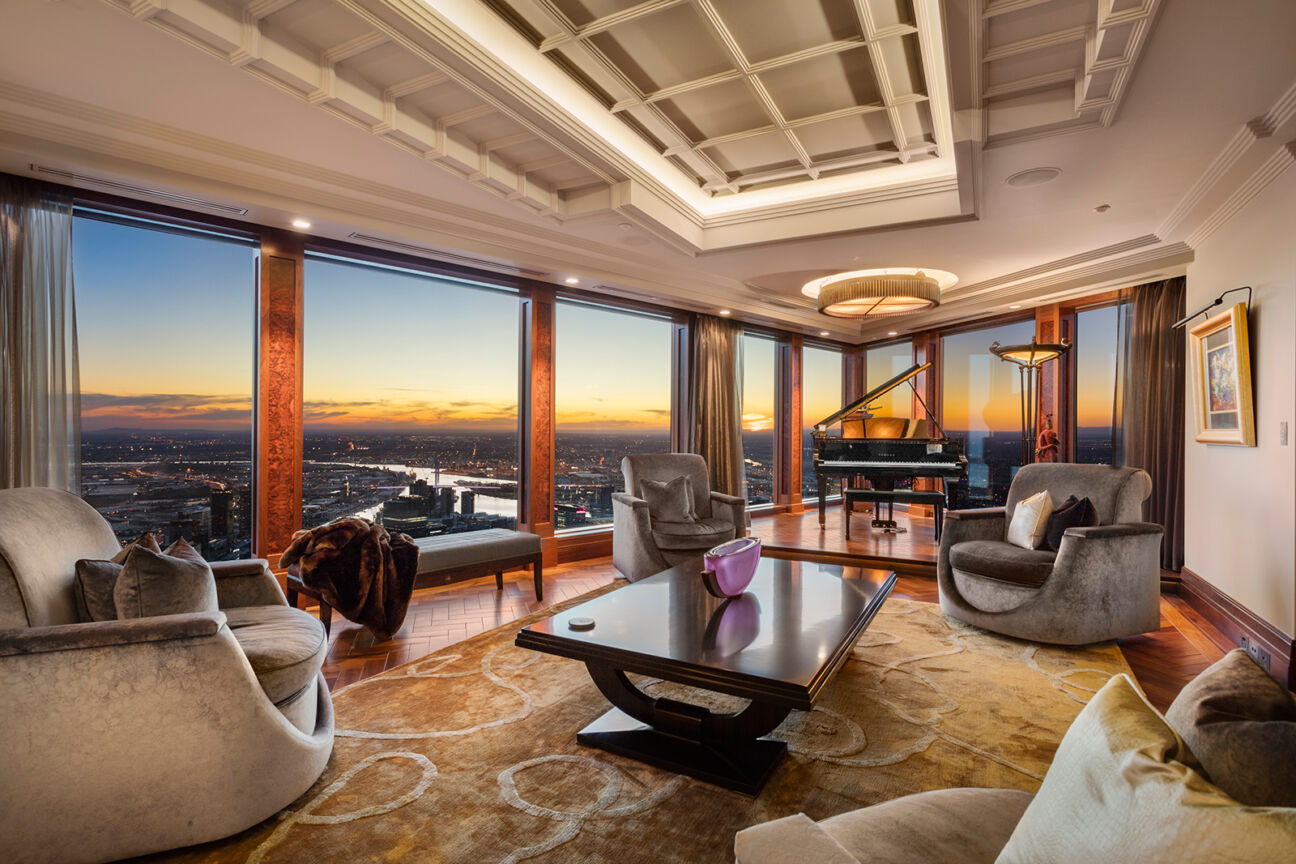 Eureka Tower Penthouse