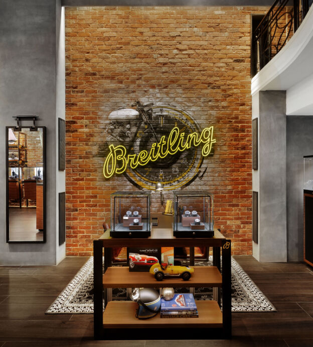 The new Breitling Townhouse is too cool for its own good