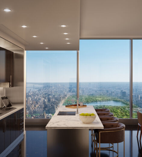 The Central Park Tower Penthouse