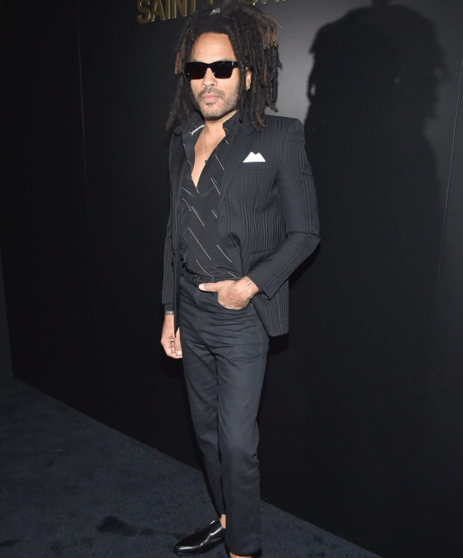 The best dressed men of the month