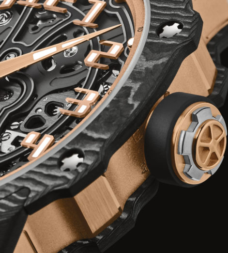Watch of the Week: The Richard Mille RM 33-02 has cast a spell on us