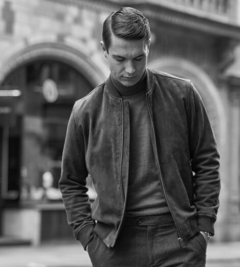 From online shopping to personal styling, Benedict Browne shares his fashion advice