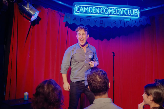 The best comedy clubs in London