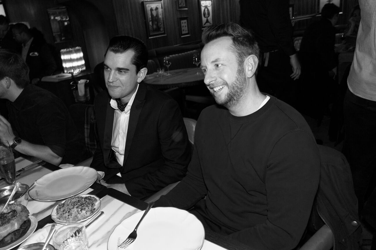 The Diary: Inside the Gentleman's Journal Contributors Lunch