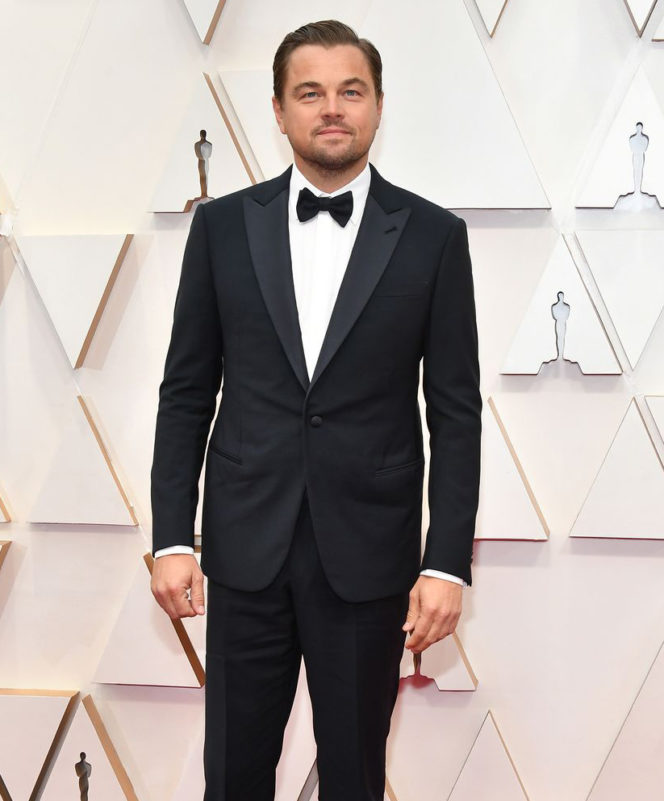 These were the best dressed men at the 2020 Oscars