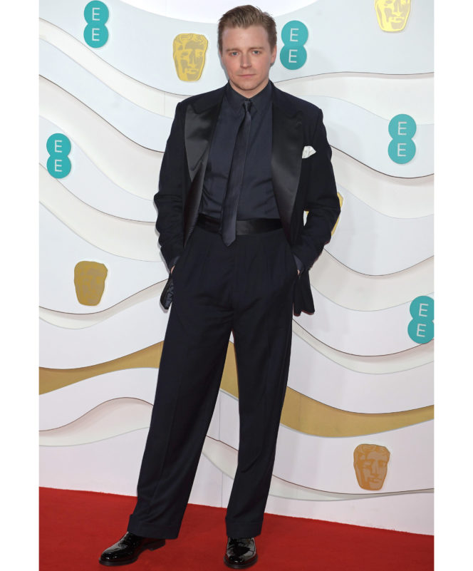 These were the best dressed men at the 2020 BAFTAs