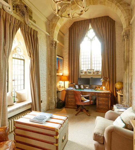 This Oxfordshire estate is a commute-friendly country retreat