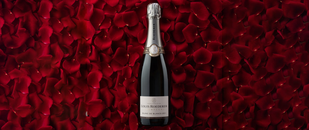 The ultimate food and Louis Roederer Champagne pairings for Valentine's