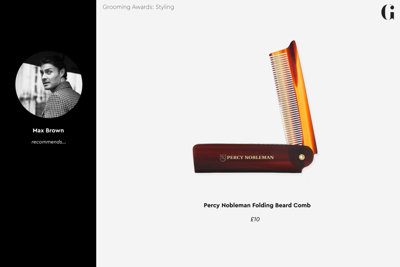 Gentleman's Journal Grooming Awards 2020: Styling