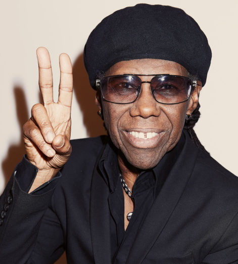 It's cool to be kind: How Nile Rodgers turned a hit song into a global movement
