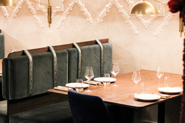 london best pre-theatre menus