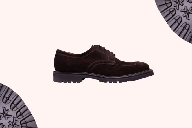 Cheaney Newton GV Derby Shoes