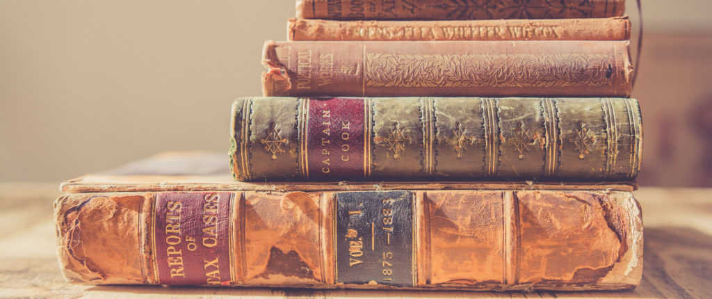 Shelf-isolation: The classic novels you finally have time to read