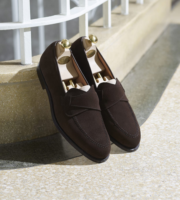 The new loafer collection from Crockett & Jones has stepped up for summer