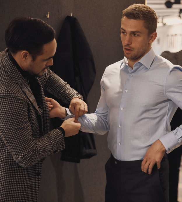 Men of Style: James Yates on personal style, pizza and playing Iron Man