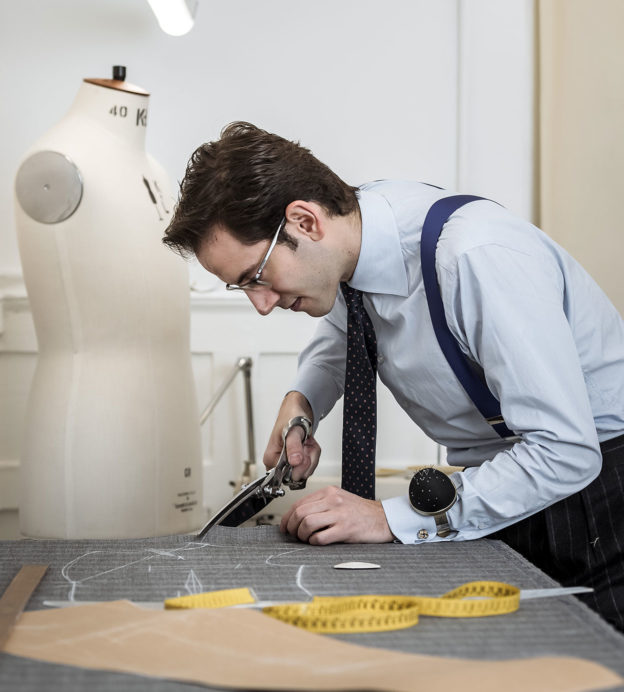 Meet the young tailors making waves on Savile Row