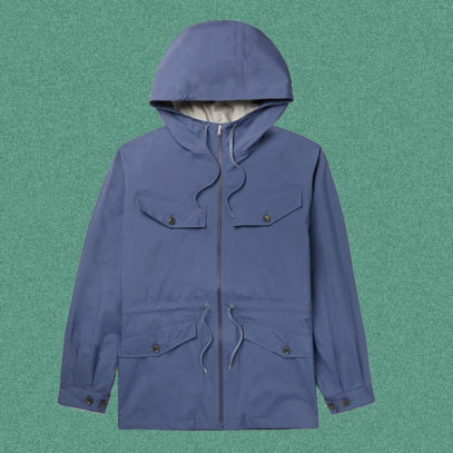Beat spring showers in these stylish raincoats