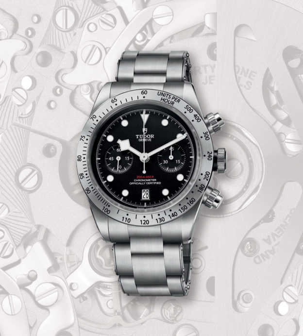 In pictures: 50 years of the Tudor chronograph