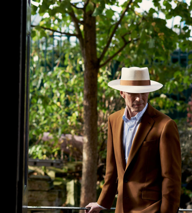 Turnbull & Asser's SS20 collection is an education in textiles