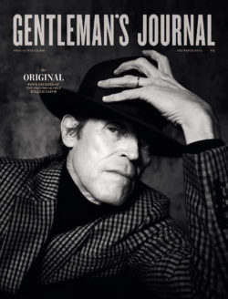 Latest Issue out now with Willem Dafoe