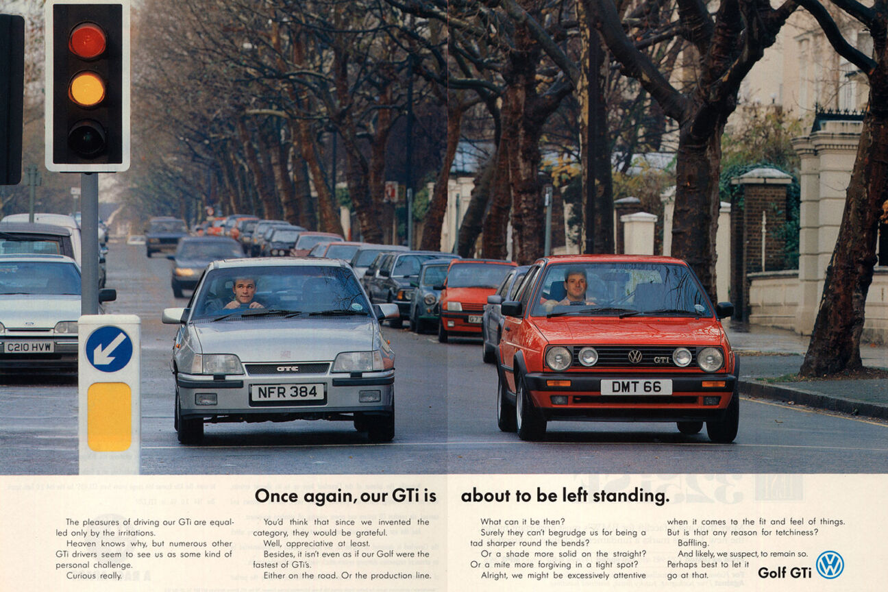 Could the Volkswagen Golf Mk2 GTI be the hottest hatch of all time?