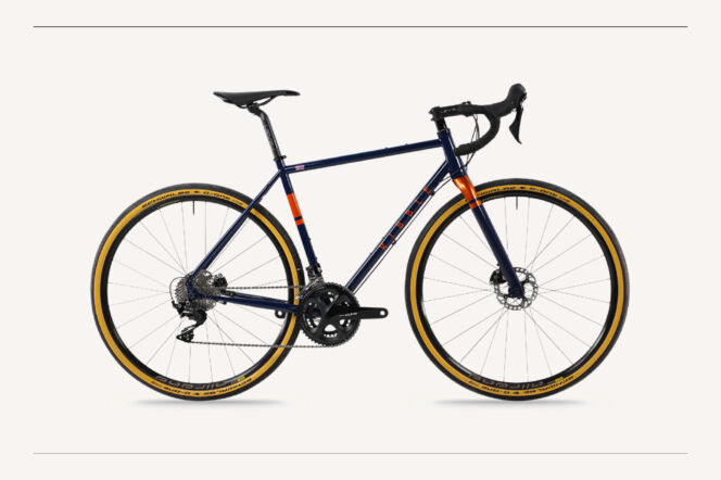Ribble CGR 725 bike
