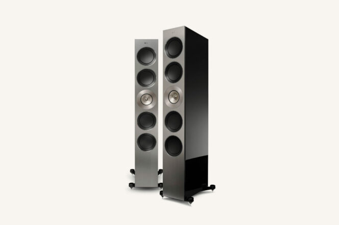 KEF 'The Reference' Sound System