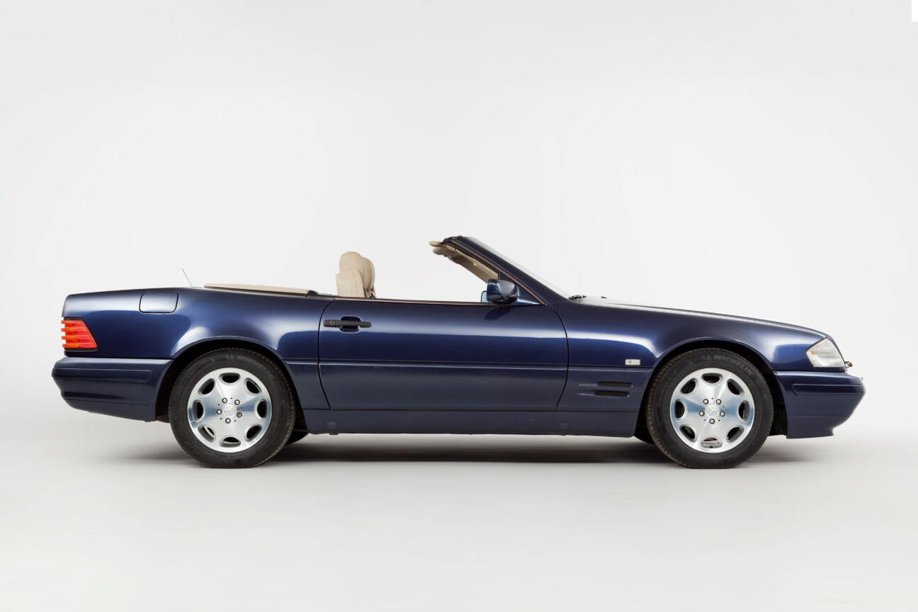 The Mercedes-Benz R129 SL is a royally modern classic