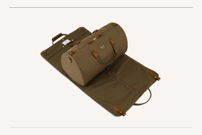 Bennett Winch Suit Carrier Holdall