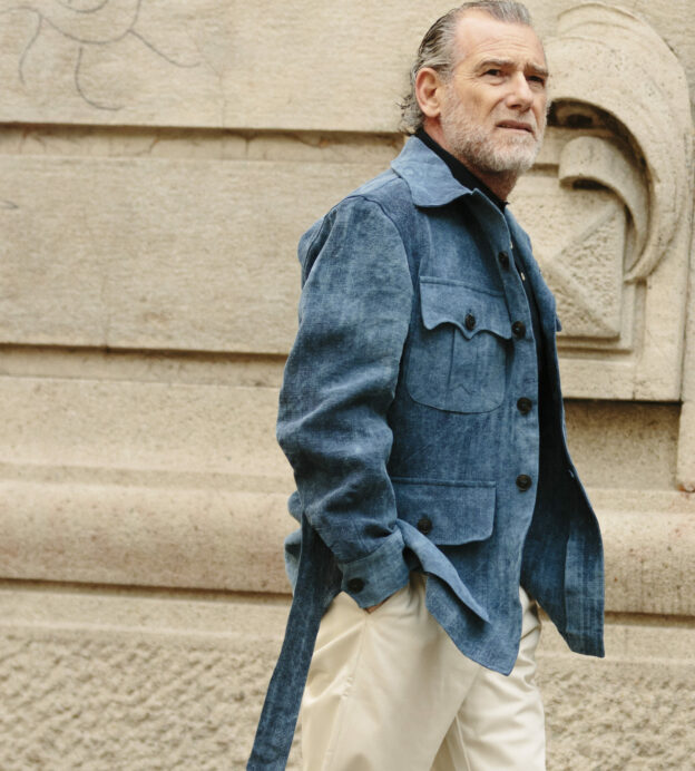 Dress like an Italian: Alessandro Squarzi's guide to summer style