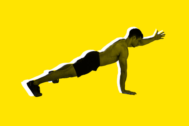 We asked London Fitness Guy for his ultimate home abs workout