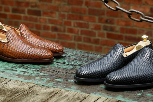 crockett jones loafers
