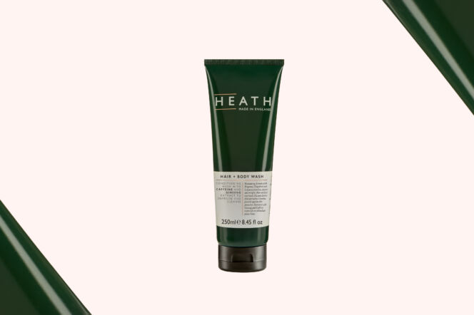 Heath Hair + Body Wash