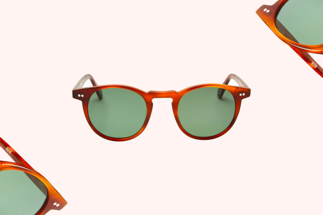 Pacifico Optical Buckler Sunglasses