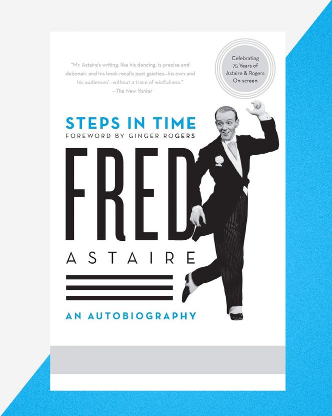 fred astaire autobiography
