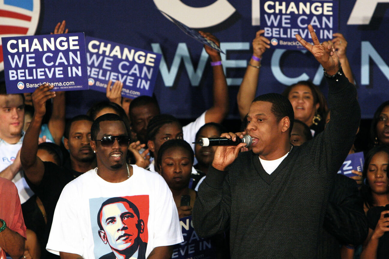 Lightning in a bottle: How Jay-Z and Diddy became this century's greatest booze barons
