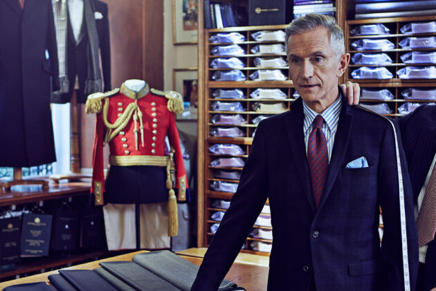 best london tailors