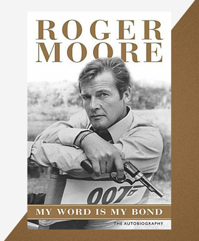 roger moore autobiography