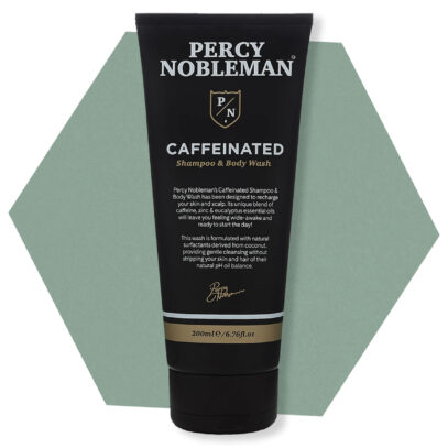 Your grooming products need a kick of caffeine