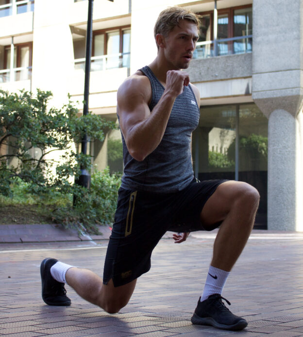 Get into shape with this ultimate one-hour lockdown workout