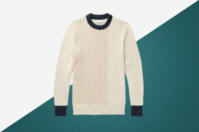 oliver spencer jumper