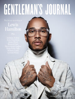 Latest Issue out now with Lewis Hamilton