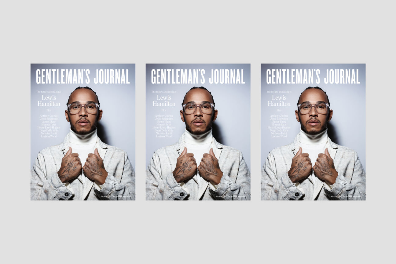 Introducing the Summer 2020 issue of Gentleman's Journal