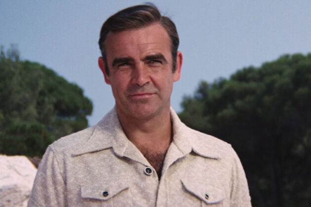 dress like sean connery