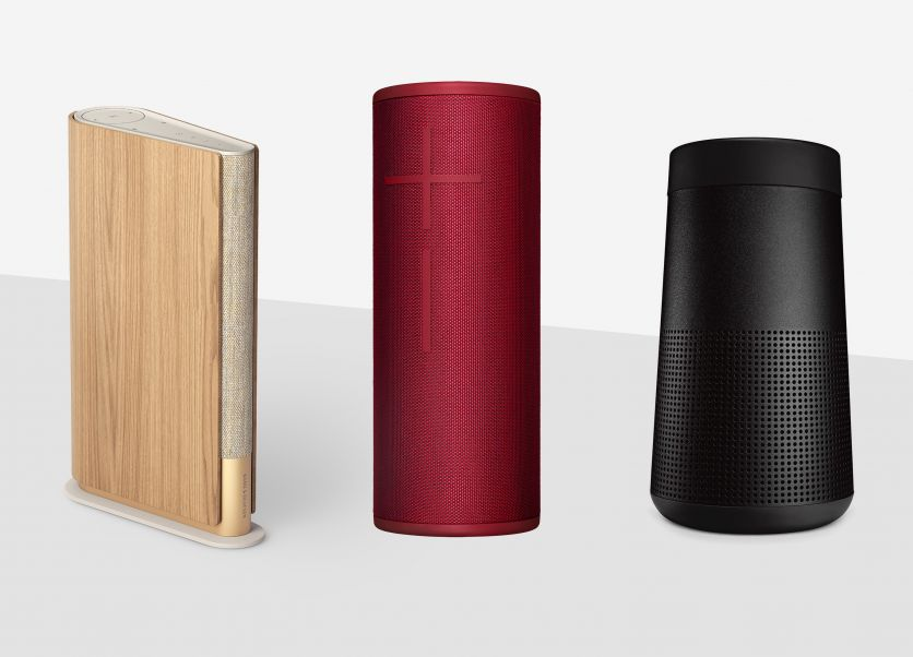 Turn up the best wireless speakers this summer
