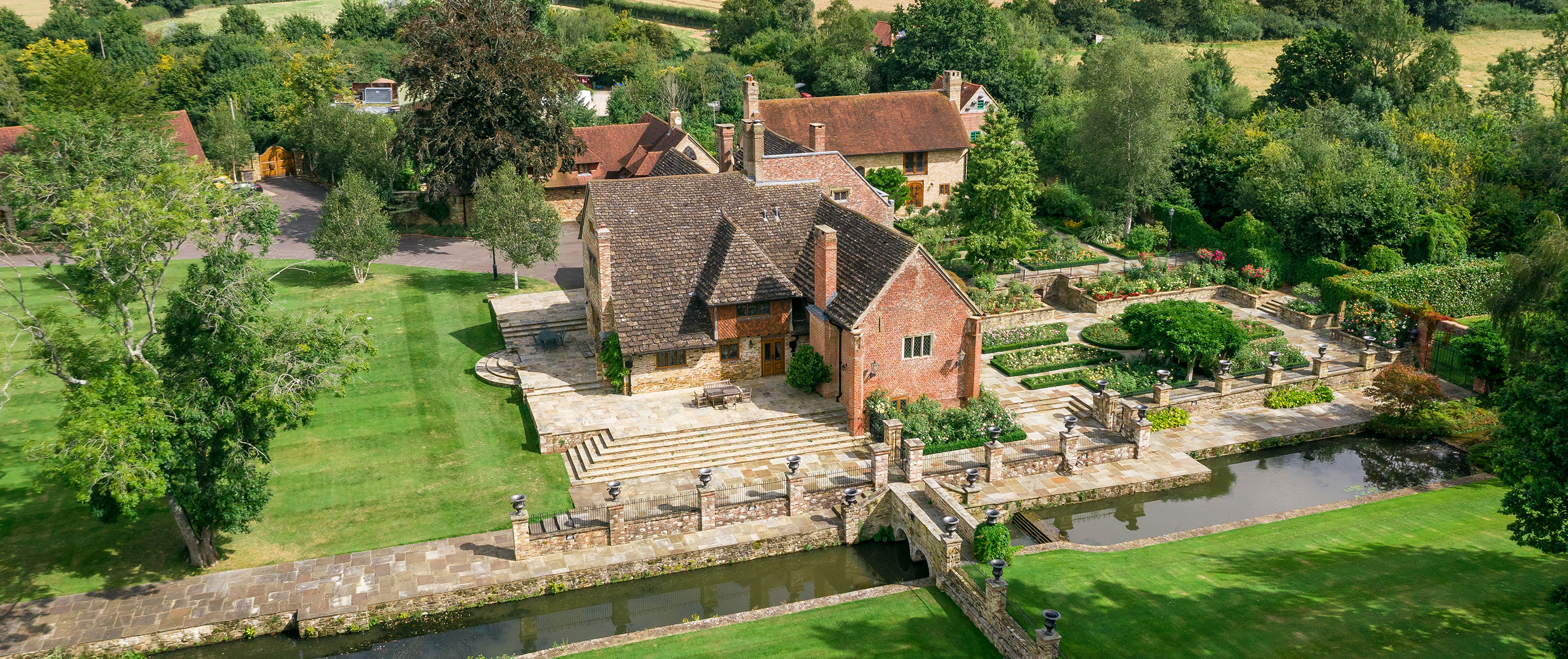 Step back in time with the Grade II-listed Chesworth House