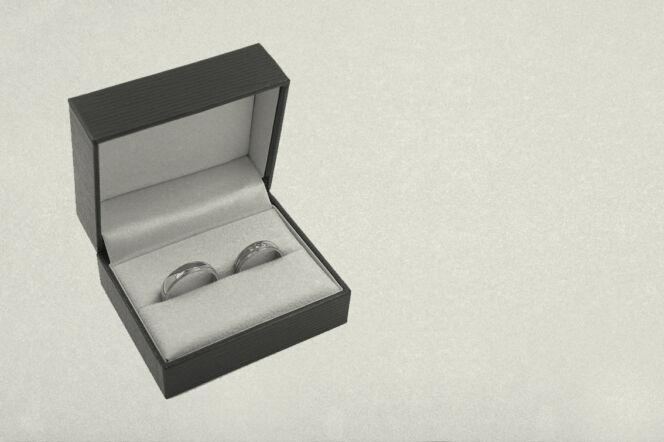 Should a modern man wear a wedding ring?