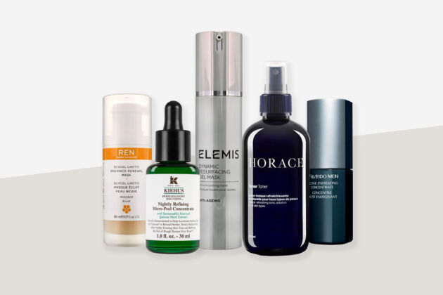 best chemical exfoliants
