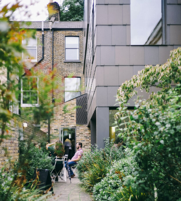 first time buyers london garden