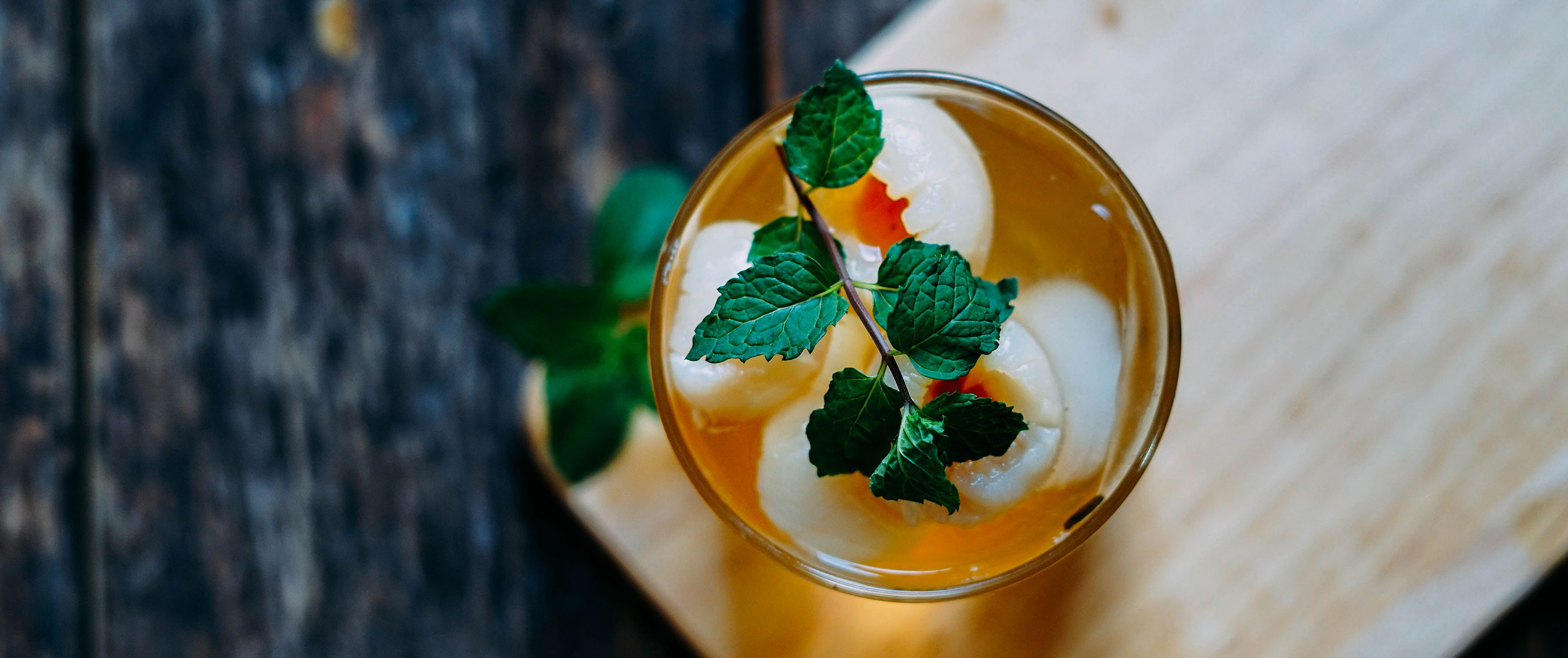 How to make the Mustique Rum Punch from Basil's Bar